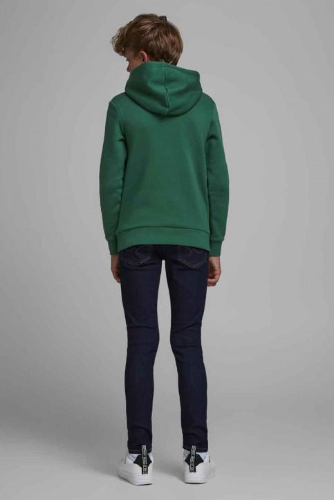 J & J Kids Sweaters avec capuchon VERT 12176885_TREKKING GREEN img3
