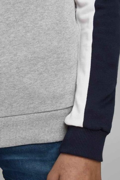 J & J Kids Sweaters col O bleu 12176901_NAVY BLAZER img5