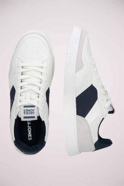 ACCESSORIES BY JACK & JONES Sneakers blauw 12177228_NAVY BLAZER img1