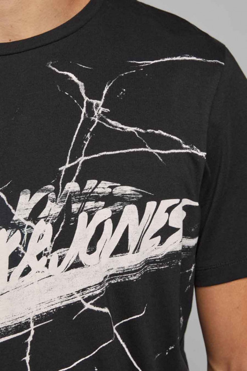 ORIGINALS BY JACK & JONES T-shirts (korte mouwen) zwart 12177286_TAP SHOE img4