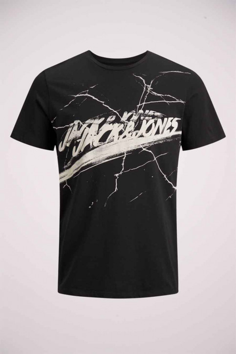 ORIGINALS BY JACK & JONES T-shirts (korte mouwen) zwart 12177286_TAP SHOE img5