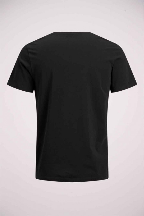 ORIGINALS BY JACK & JONES T-shirts (korte mouwen) zwart 12177286_TAP SHOE img6