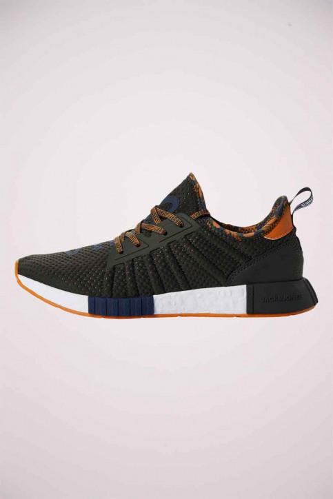 ACCESSORIES BY JACK & JONES Sneakers groen 12177344_BELUGA img1