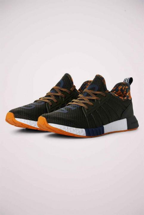 ACCESSORIES BY JACK & JONES Sneakers groen 12177344_BELUGA img2