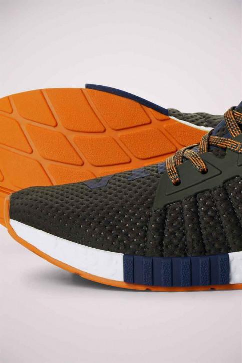 ACCESSORIES BY JACK & JONES Sneakers groen 12177344_BELUGA img3