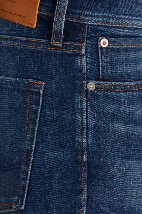 JACK & JONES JEANS INTELLIGENC Jeans slim denim 12177416_CJ 237 BLUE DEN img3