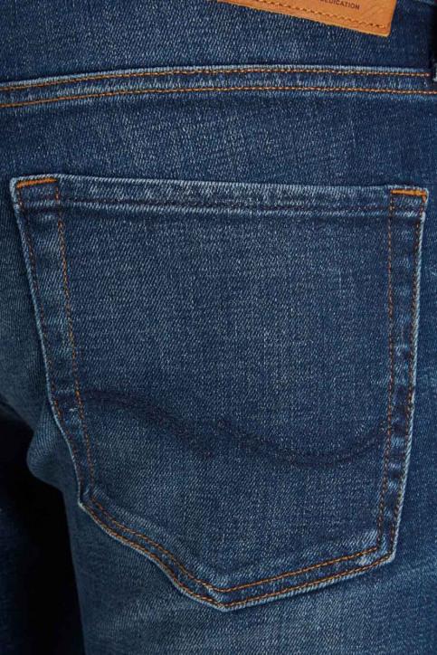 JACK & JONES JEANS INTELLIGENC Jeans slim denim 12177416_CJ 237 BLUE DEN img4