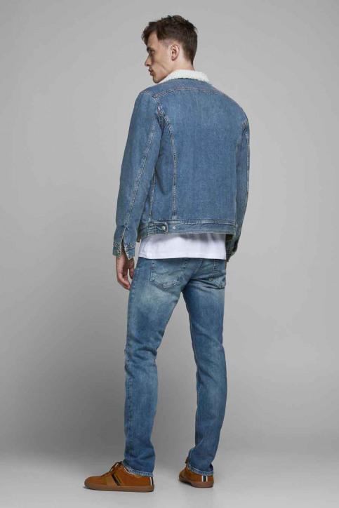 JACK & JONES JEANS INTELLIGENC Jassen (jeans) denim 12177623_AKM 936 BLUE DE img3