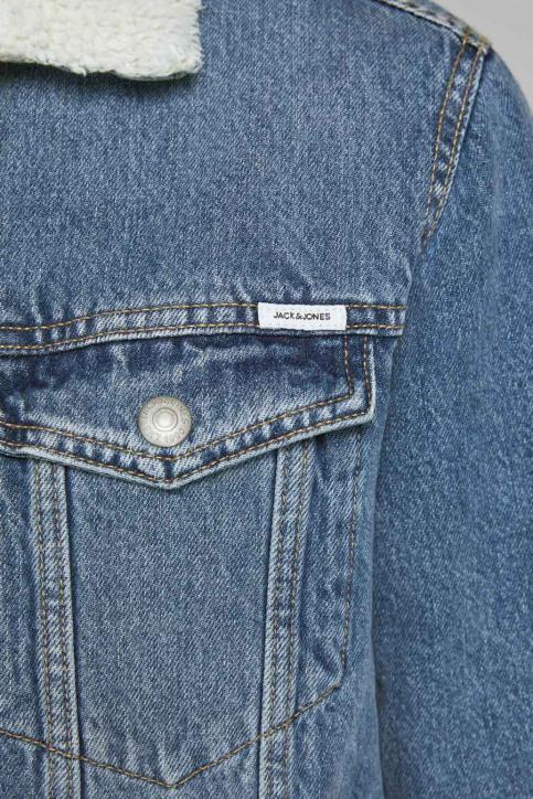 JACK & JONES JEANS INTELLIGENC Jassen (jeans) denim 12177623_AKM 936 BLUE DE img4
