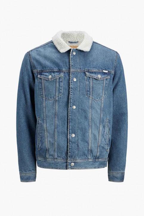 JACK & JONES JEANS INTELLIGENC Jassen (jeans) denim 12177623_AKM 936 BLUE DE img8