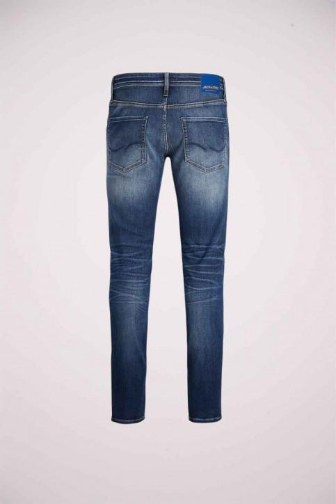 JACK & JONES JEANS INTELLIGENC Jeans tapered denim 12178859_JOS2036 MID BLU img6