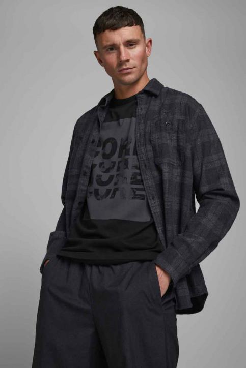JACK & JONES T-shirts (manches courtes) noir 12179528_BLACK img6