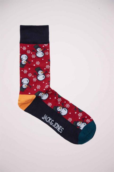 ACCESSORIES BY JACK & JONES Geschenken (sokken) bruin 12179785_CHILI PEPPER img1