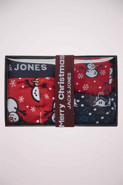 ACCESSORIES BY JACK & JONES Geschenken (sokken) bruin 12179785_CHILI PEPPER img4
