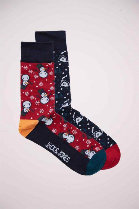 ACCESSORIES BY JACK & JONES Geschenken (sokken) bruin 12179785_CHILI PEPPER img5
