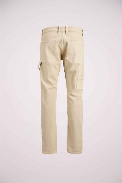 JACK & JONES JEANS INTELLIGENC Jeans tapered KHAKI 12180815_AGI054 KHAKI img2
