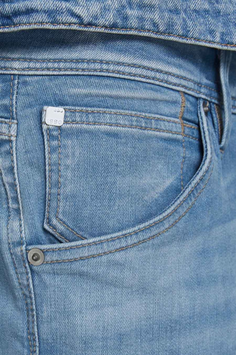 JACK & JONES JEANS INTELLIGENC Jeans slim denim 12182208_BLUE DENIM img5
