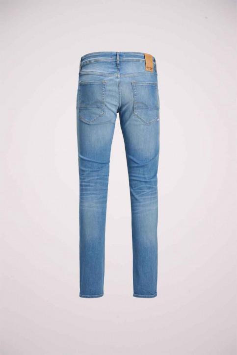 JACK & JONES JEANS INTELLIGENC Jeans slim denim 12182208_BLUE DENIM img9