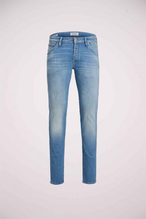JACK & JONES JEANS INTELLIGENC Jeans slim denim 12182208_BLUE DENIM img10