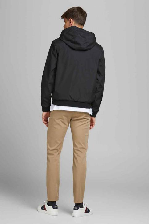 CORE BY JACK & JONES Jassen (kort) zwart 12182243_BLACK img3