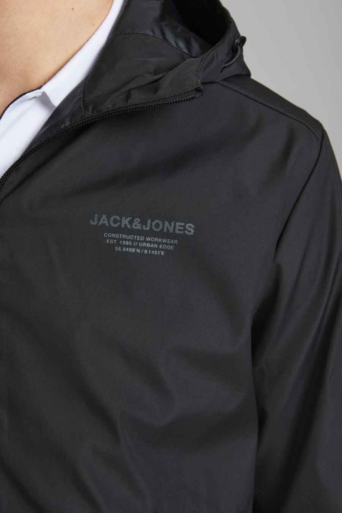 CORE BY JACK & JONES Jassen (kort) zwart 12182243_BLACK img4