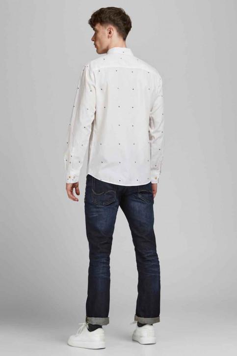 ORIGINALS BY JACK & JONES Hemden (lange mouwen) wit 12183603_CLOUD DANCER SL img3