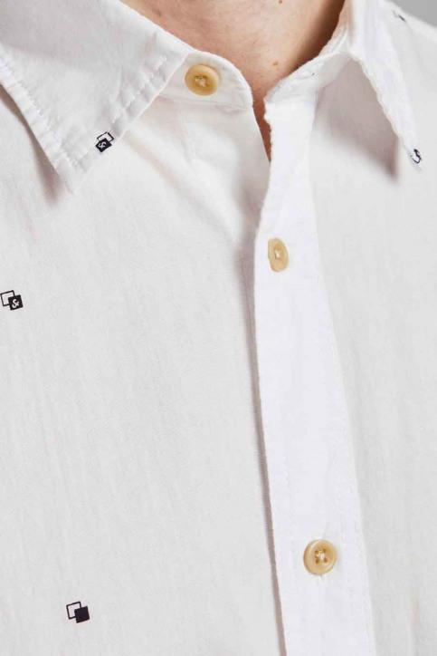 ORIGINALS BY JACK & JONES Hemden (lange mouwen) wit 12183603_CLOUD DANCER SL img4