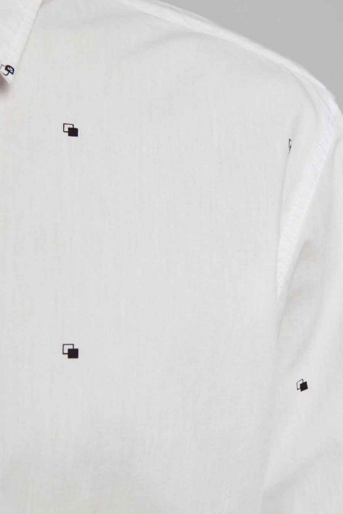 ORIGINALS BY JACK & JONES Hemden (lange mouwen) wit 12183603_CLOUD DANCER SL img5