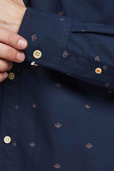 ORIGINALS BY JACK & JONES Hemden (lange mouwen) blauw 12183603_NAVY BLAZER SLI img5