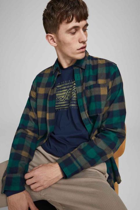 ORIGINALS BY JACK & JONES Hemden (lange mouwen) grijs 12183842_RUBBER img6