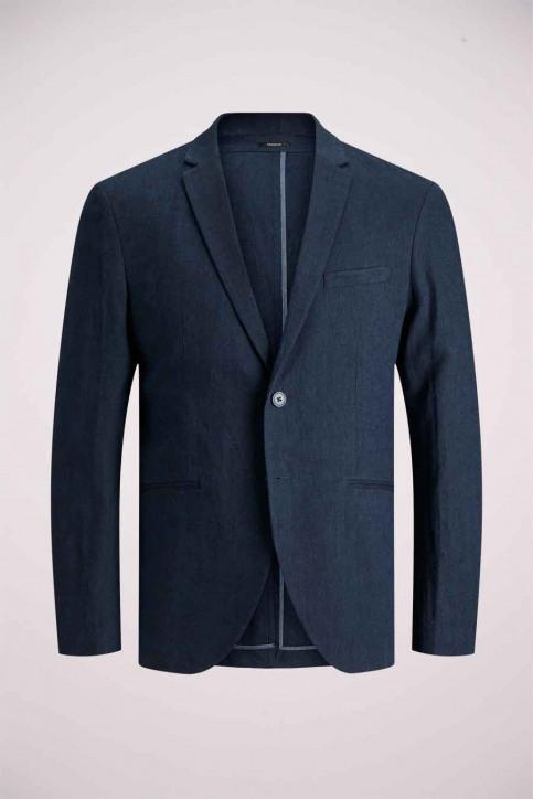 PREMIUM by JACK & JONES Blazers blauw 12184969_DARK NAVY SUPER img1