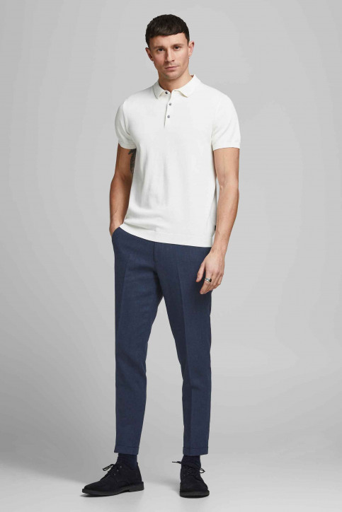 PREMIUM by JACK & JONES Kostuumbroeken blauw 12185133_DARK NAVY SUPER img2