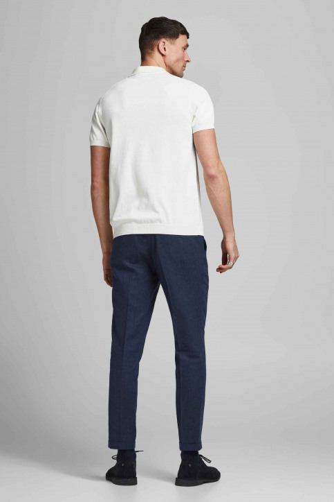 PREMIUM by JACK & JONES Kostuumbroeken blauw 12185133_DARK NAVY SUPER img3