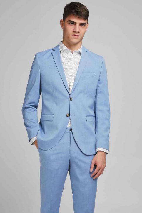 PREMIUM by JACK & JONES Blazers bleu 12186181_CHAMBRAY BLUE S img1