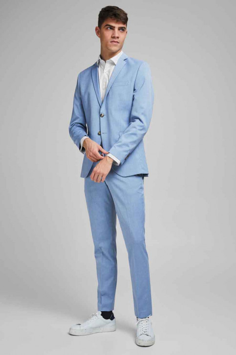 PREMIUM by JACK & JONES Blazers bleu 12186181_CHAMBRAY BLUE S img5