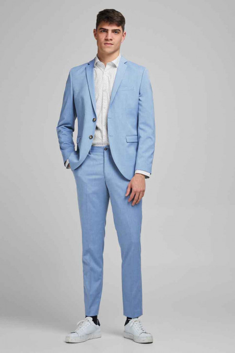 PREMIUM by JACK & JONES Blazers bleu 12186181_CHAMBRAY BLUE S img6