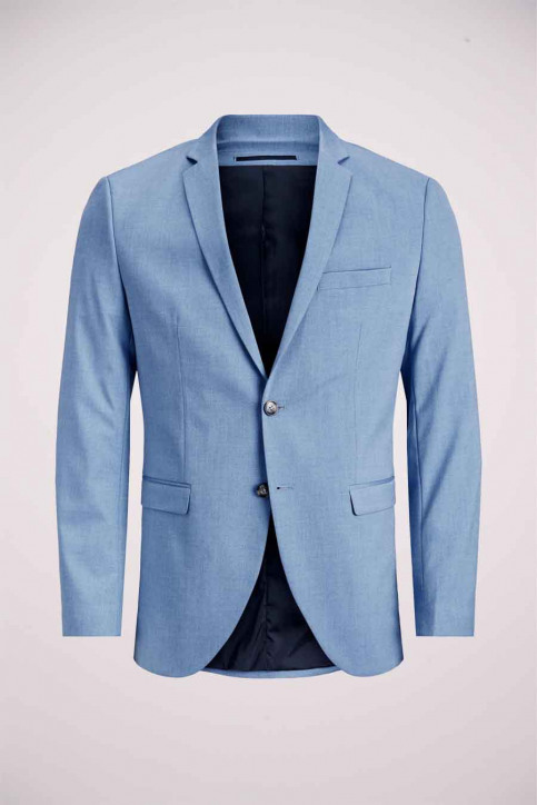PREMIUM by JACK & JONES Blazers bleu 12186181_CHAMBRAY BLUE S img7