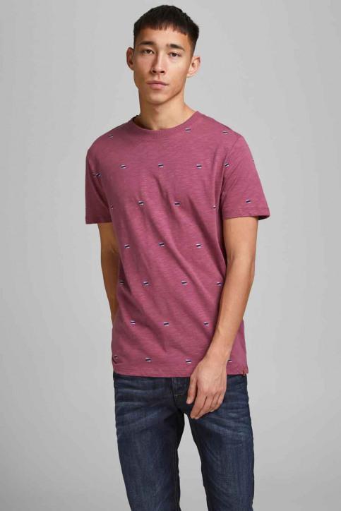ORIGINALS BY JACK & JONES T-shirts (korte mouwen) roze 12186223_HAWTHORN ROSE R img1