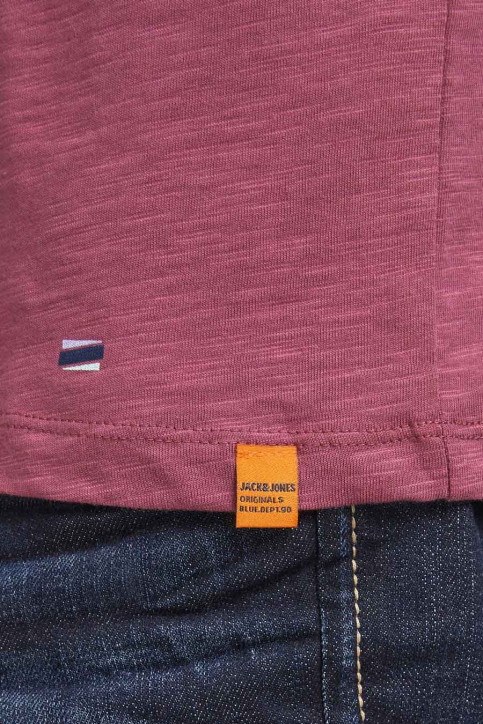 ORIGINALS BY JACK & JONES T-shirts (korte mouwen) roze 12186223_HAWTHORN ROSE R img4