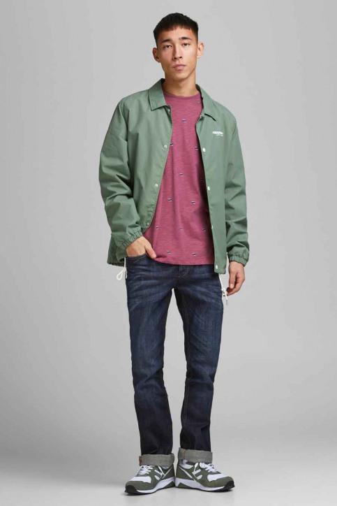 ORIGINALS BY JACK & JONES T-shirts (korte mouwen) roze 12186223_HAWTHORN ROSE R img5