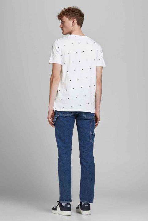 ORIGINALS BY JACK & JONES T-shirts (korte mouwen) wit 12186223_WHITE REG img2