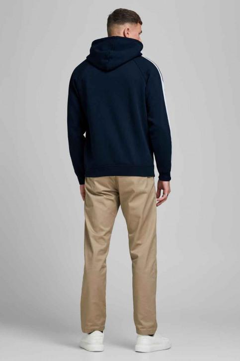CORE BY JACK & JONES Sweaters met kap blauw 12189213_NAVY BLAZER img3