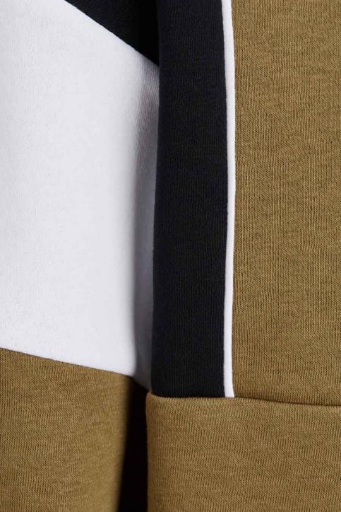 CORE BY JACK & JONES Sweaters met ronde hals bruin 12189214_KANGAROO img2