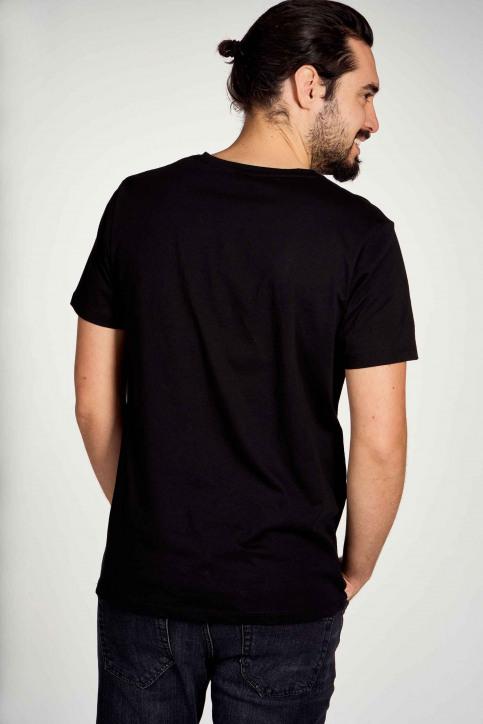 CORE BY JACK & JONES T-shirts (korte mouwen) zwart 12190278_BLACK img3