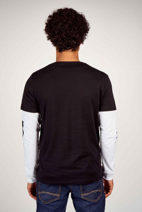 CORE BY JACK & JONES T-shirts (korte mouwen) zwart 12190278_BLACK img5