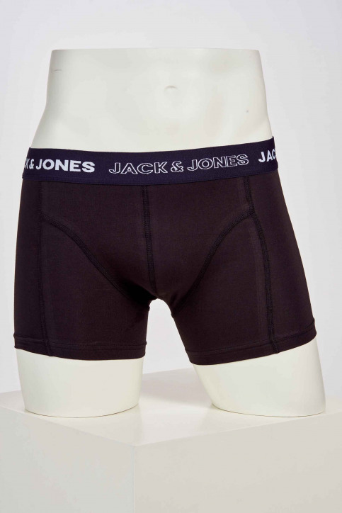 ACCESSORIES BY JACK & JONES Boxers noir 12191941_BLACK img1