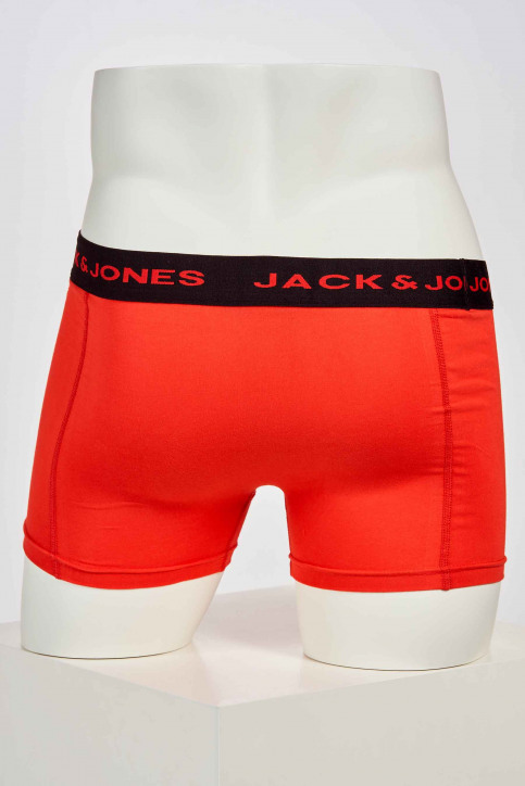 ACCESSORIES BY JACK & JONES Boxers rouge 12191941_FIERY RED img2