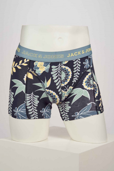 ACCESSORIES BY JACK & JONES Boxers vert 12191942_FOREST NIGHT AO img1