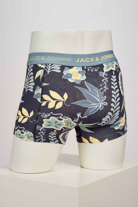 ACCESSORIES BY JACK & JONES Boxers vert 12191942_FOREST NIGHT AO img2