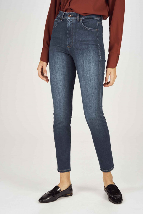 Salsa Jeans Jeans skinny denim 122865_8504 DARK BLUE img1